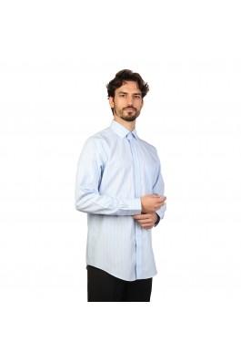 Camasa Brooks Brothers 100040425_AZZURRO albastru