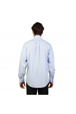 Camasa Brooks Brothers 100040440_BLUETTE albastru