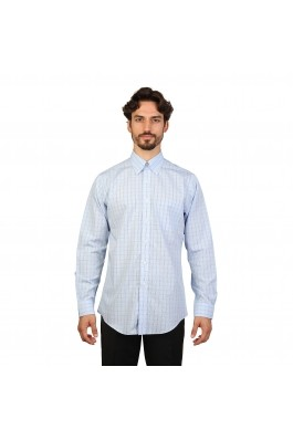 Camasa Brooks Brothers 100040440_BLUETTE albastru
