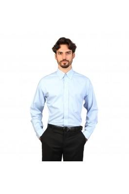 Camasa Brooks Brothers 100044441_BLU albastru