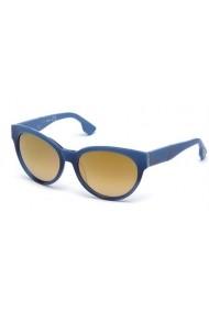 Ochelari de soare Diesel DL0124_56_90G_B100003 albastru