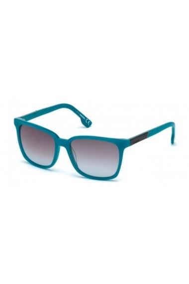 Ochelari de soare Diesel DL0122-F_57_93B_B100003 verde