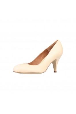 Pantofi cu toc Arnaldo Toscani 7181101_CHARME NATURALE alb - els