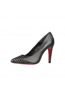 Pantofi cu toc Arnaldo Toscani 9026139_CAPRI_NERO negru