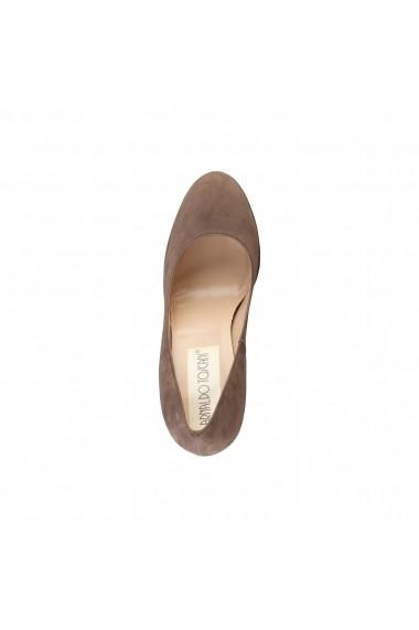 Pantofi cu toc Arnaldo Toscani 7181101 ESPRESSO maro - els