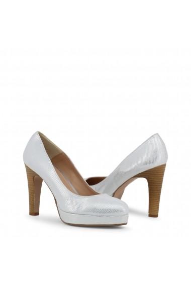 Pantofi cu toc Arnaldo Toscani 1218007 SILVER Argintiu