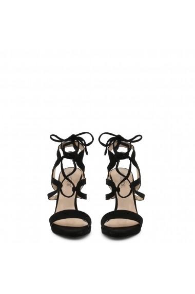 Sandale cu toc Arnaldo Toscani 1218035 NERO Negru