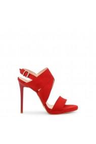 Sandale cu toc Arnaldo Toscani 1218021_ROSSO Rosu