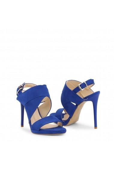 Sandale cu toc Arnaldo Toscani 1218021_BLUETTE Albastru