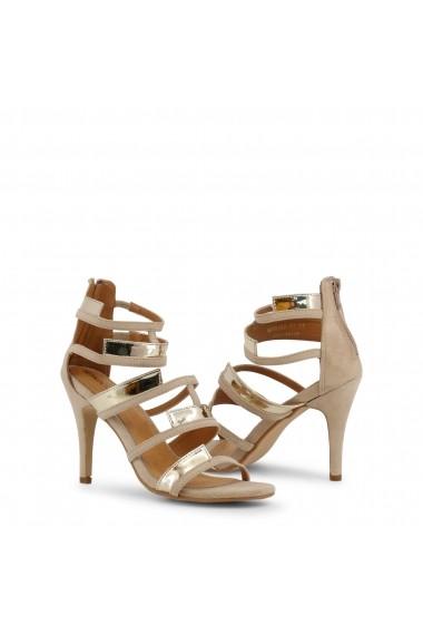 Sandale cu toc Arnaldo Toscani 1218017 ORO Maro