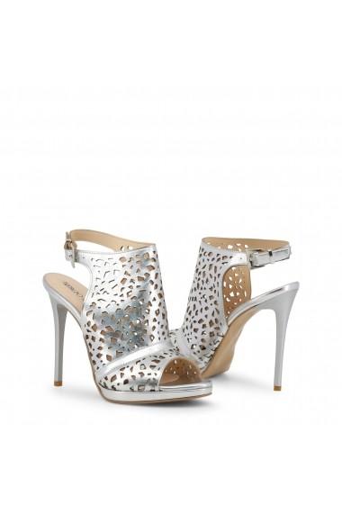 Sandale cu toc Arnaldo Toscani 1218009 ARGENTO Argintiu - els