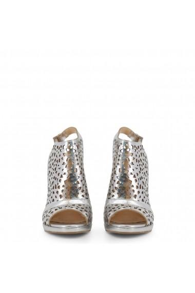 Sandale cu toc Arnaldo Toscani 1218009 ARGENTO Argintiu