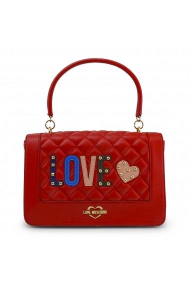 Geanta Love Moschino JC4225PP06KC_0500 Rosu
