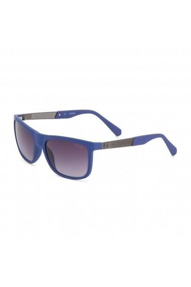 Ochelari de soare Guess GU6843_92B Albastru