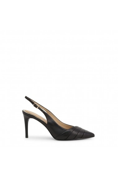 Pantofi cu toc Guess FL6ISE_LEA05_BALISE_BLACK