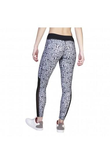 Pantaloni sport Elle Sport ES3160 PPB negru, alb