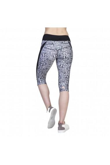 Pantaloni Sport Elle Sport ES2313C BPP negru, alb