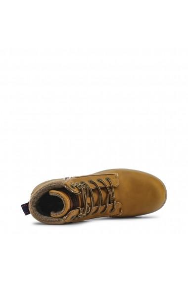 Ghete Carrera Jeans ALABAMA_CAM821200_TAN Maro