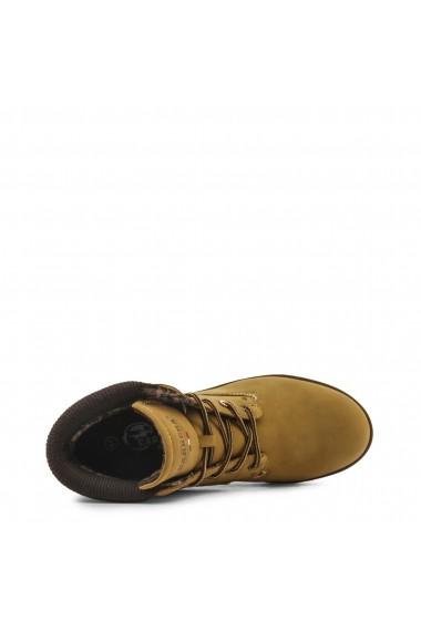 Ghete Carrera Jeans PANAMA_CAM821100_TAN Maro