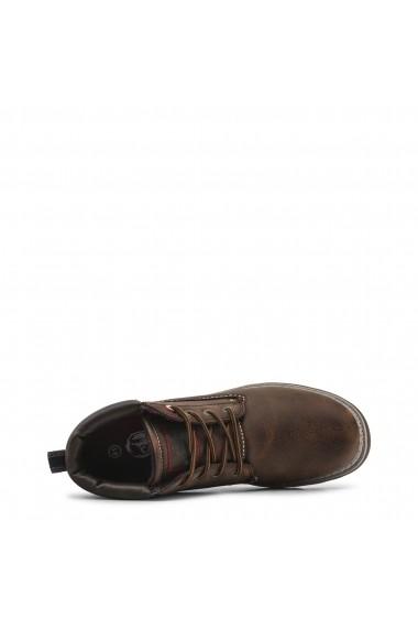 Ghete Carrera Jeans CHUKKA_CAM821057_CHOCOLATE Maro