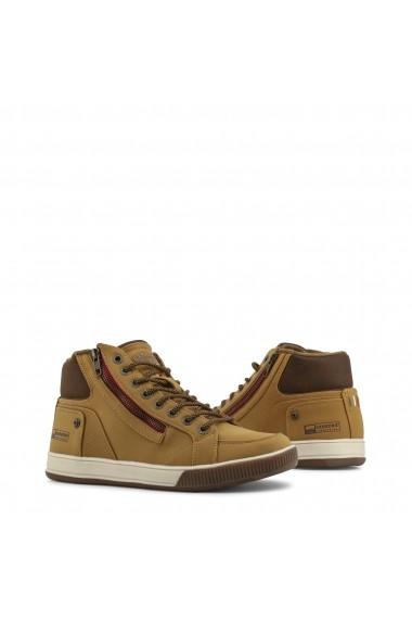 Pantofi sport Carrera Jeans LOYD_CAM825020_TAN Maro