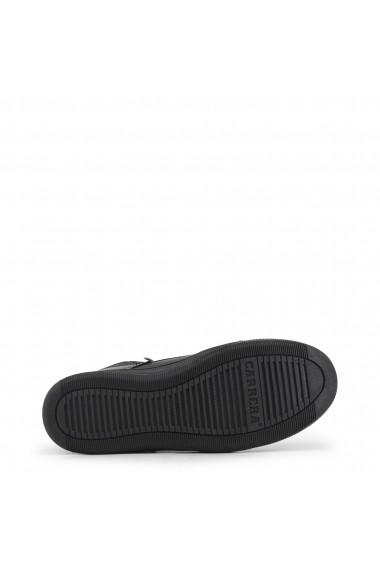 Pantofi sport Carrera Jeans RONNIE_CAM825001_TOTALBLACK Negru