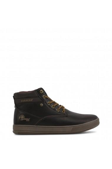 Pantofi sport Carrera Jeans RONNIE_CAM825001_DARKBROWN Maro