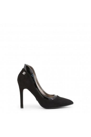 Pantofi cu toc Laura Biagiotti 5007_BLACK Negru