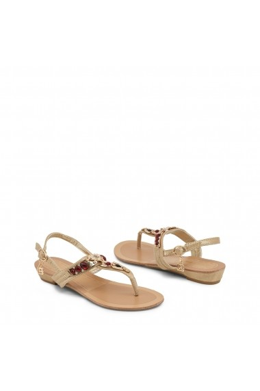 Sandale plate Laura Biagiotti 713 METAL LIGHTGOLD