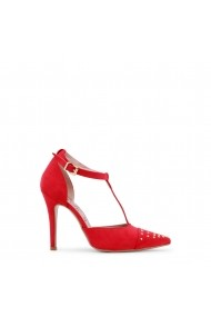 Pantofi cu toc Paris Hilton 6431 CORALLO Rosu