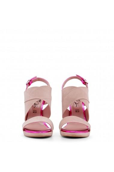 Sandale cu toc Paris Hilton 8604_NATURALE-FUXIA Fucsia
