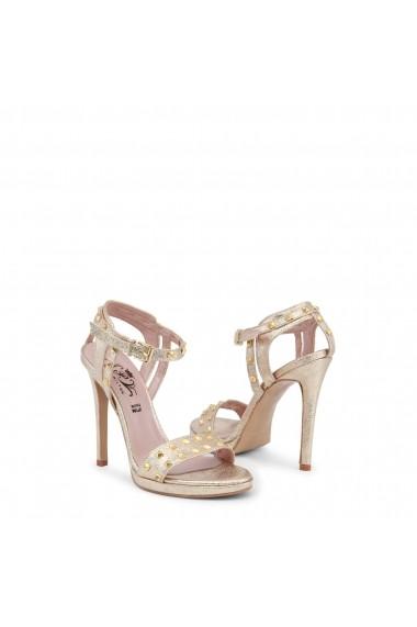 Sandale cu toc Paris Hilton 8603_PLATINO