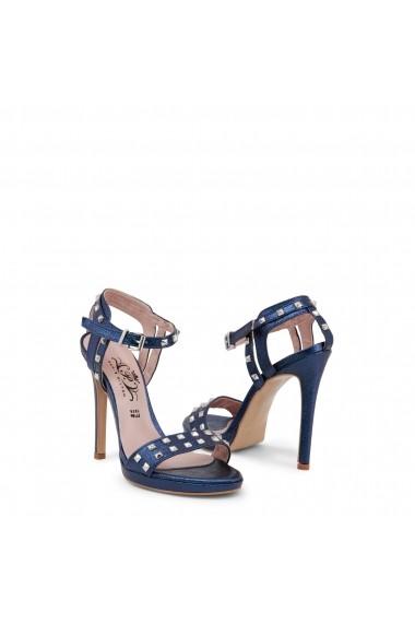 Sandale cu toc Paris Hilton 8603_BLU Albastru