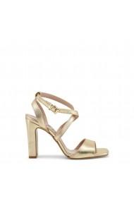 Sandale cu toc Paris Hilton 1519_PLATINO