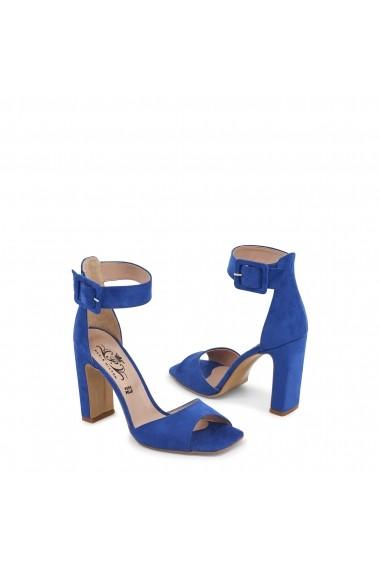Sandale cu toc Paris Hilton 1515_BLUETTE Albastru