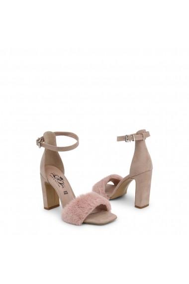 Sandale cu toc Paris Hilton 1520_ROSA