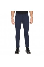 Pantaloni Oxford University OXFORD PANT-REGULAR-BLU albastru