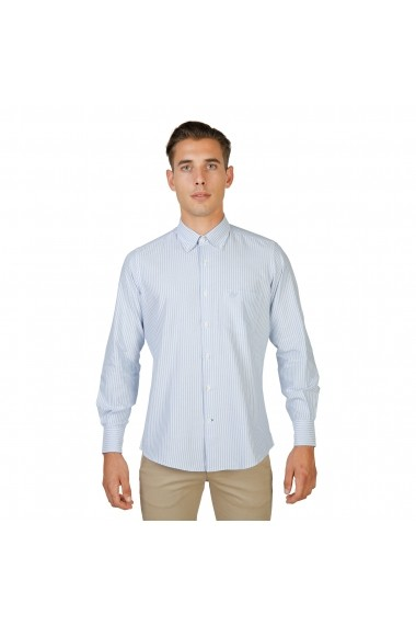 Camasa Oxford University OXFORD_SHIRT-BD-LIGHTBLUE albastru