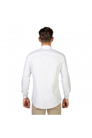 Camasa Oxford University OXFORD_SHIRT-FRENCH-WHITE alb