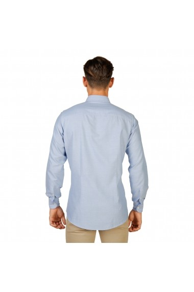 Camasa Oxford University OXFORD_SHIRT-FRENCH-LIGHTBLUE albastru deschis