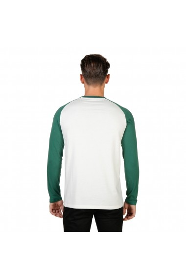 Bluza Oxford University MAGDALEN-RAGLAN-ML-GREEN verde