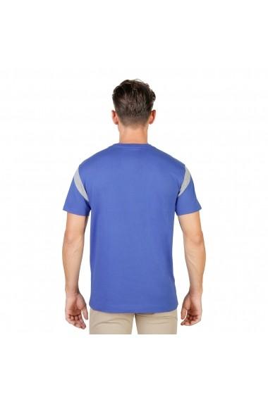 Tricou Oxford University TRINITY-VARSITY-MM-ROYAL albastru