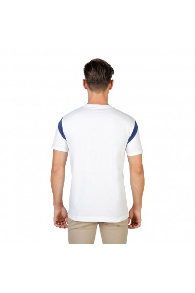 Tricou Oxford University ORIEL-VARSITY-MM-WHITE  alb