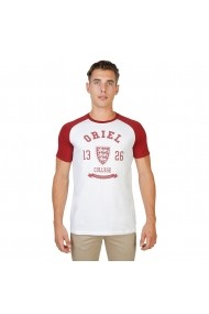 Tricou Oxford University ORIEL-RAGLAN-MM-RED rosu