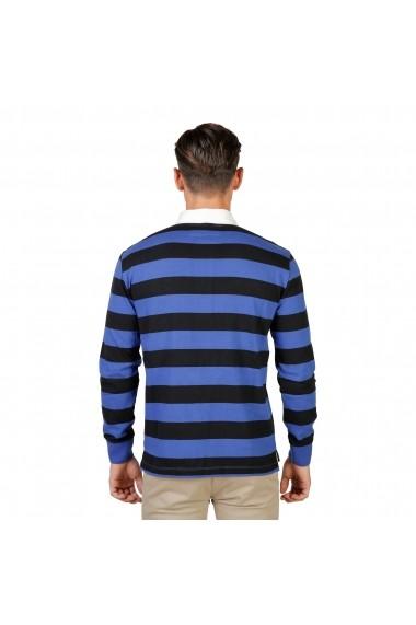 Bluza Oxford University TRINITY-RUGBY-ML-BLACK negru