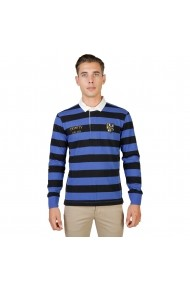 Bluza Oxford University TRINITY-RUGBY-ML-BLACK negru