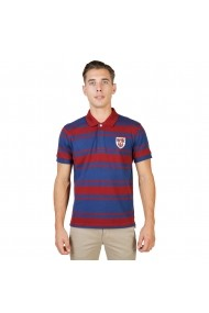 Tricou Polo Oxford University QUEENS-RUGBY-MM-RED rosu