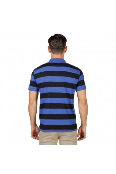 Tricou Polo Oxford University TRINITY-RUGBY-MM-BLACK negru