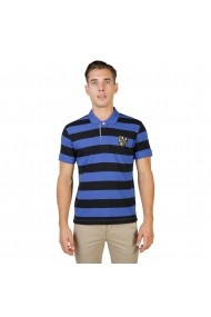 Tricou Polo Oxford University TRINITY-RUGBY-MM-BLACK negru