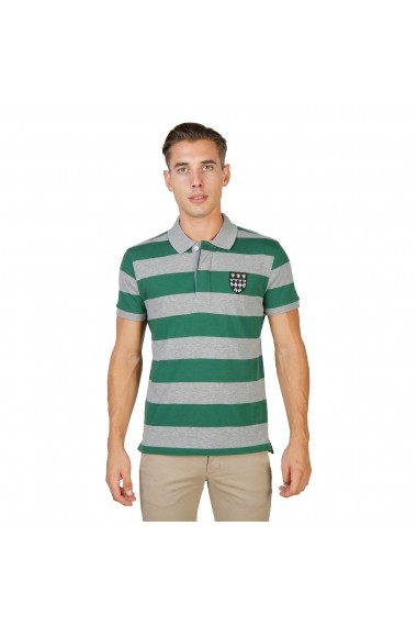 Tricou Polo Oxford University MAGDALEN-RUGBY-MM-GREEN verde